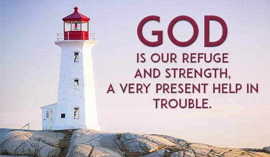 The Eternal God Is Your Refuge