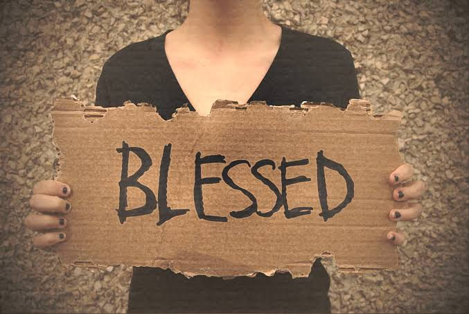 You Are Too Blessed To Be Stressed