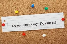The Power To Move Forward