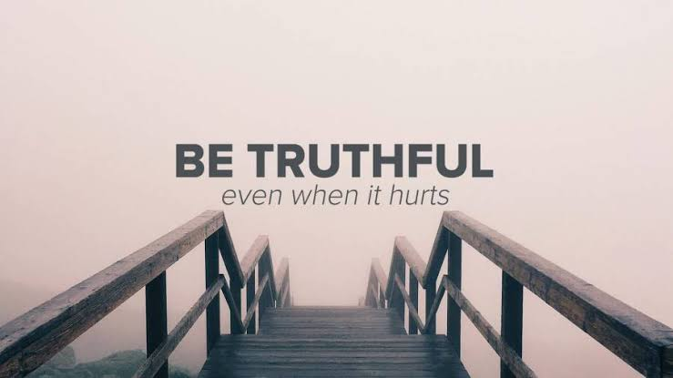The Benefits Of Being Truthful