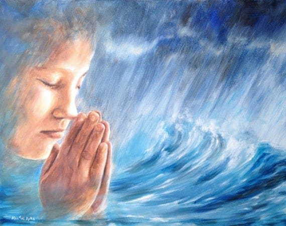 Handling Storms Through Prayer